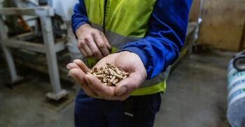 Ávila está a la cola de la región en produción de pellet