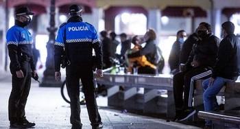 Policías locales alertan de falta de personal para Navidad