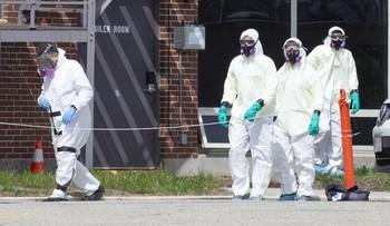 EEUU sobrepasa los siete millones de contagios de COVID-19