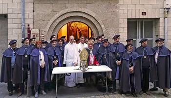 La Cofradía de San Gregorio vuelve a abrir su ermita