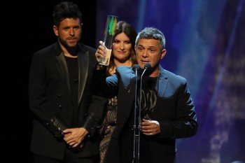 Los Premios Odeón celebran nueva etapa de bonanza musical