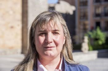 Julia Martín sustituirá a Alberto Burgos como concejal de Cs
