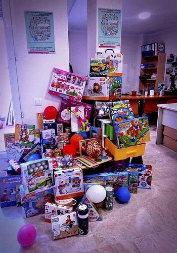 Cruz Roja espera llevar juguetes a 300 niños vulnerables
