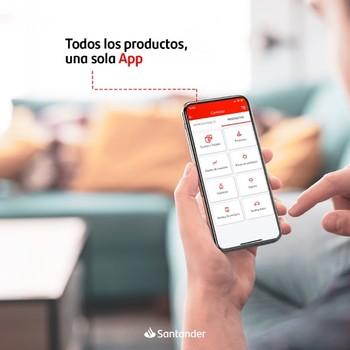 Santander supera los cinco millones de clientes digitales