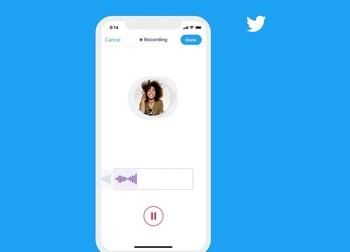 Twitter lanzará los tuits de voz en Android en 2021