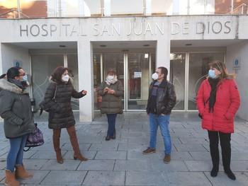 El PSOE teme que Sacyl