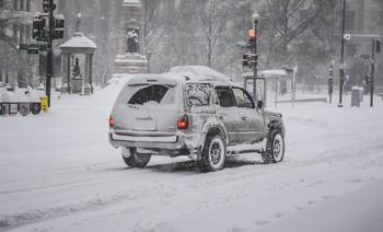 ¡Alerta! Nieve
