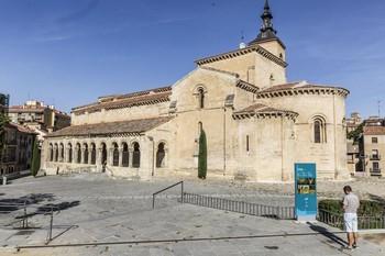Abren 57 monumentos de Segovia que no suelen ser visitables
