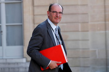 Macron nombra como primer ministro a Jean Castex