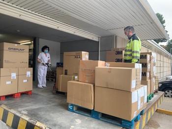 La provincia recibe 600 nuevos test rápidos