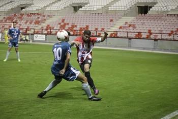 SDL y Varea pelearán en Las Gaunas por el ascenso a Segunda B. Los logroñeses sólo se 'cruzarían' en una hipotética final.