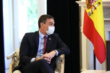 Sánchez descarta una coalición con el PP y recuerda al PASOK