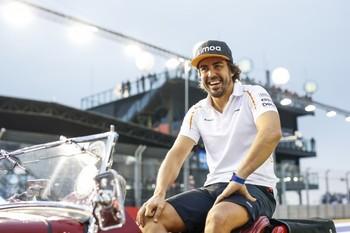 Alonso vuelve a la Fórmula Uno de la mano de Renault