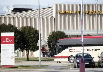 La empresa de Altadis en El Sequero cerró en 2017