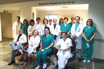 La Unidad de Asma, acreditada a nivel nacional