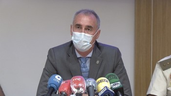 Mazarías: 'En ningún momento podemos hablar de rebrotes'