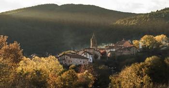 Imagen otoñal de El Rasillo.