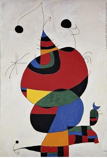 Año 1966-1973. | Dimensiones 245x170 cms. Se puede ver en Museo Reina Sofía de Madrid