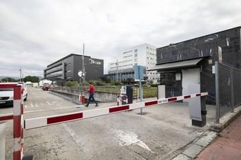 El aparcamiento del CIBIR está ya en manos públicas.