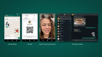 Descubre las cinco novedades de WhatsApp