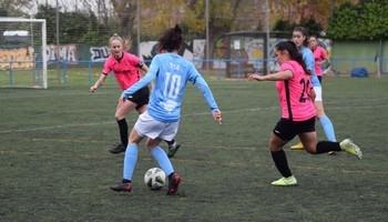 Derrota clara del Féminas Fuensalida ante el CD Getafe (3-0)
