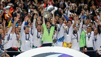 Ramos y Modric rememoran el histórico minuto 93