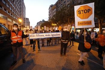 La educación concertada pide en Burgos parar la Ley Celaá