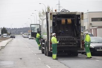 El pliego del servicio de basuras,