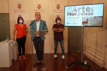 'Arte en la Naturaleza' se celebrará el 1 de agosto