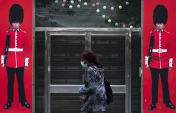 Reino Unido entra en recesión por primera vez en diez años