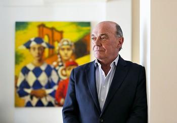 Jaime García-Calzada, presidente de la FER y de la Cámara de Comercio de La Rioja
