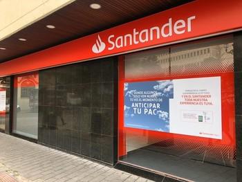 El 64% de los clientes del Santander en CLM son digitales