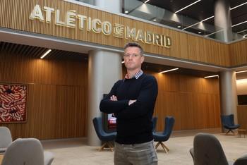 Dani González, nuevo técnico del Atlético de Madrid Femenino