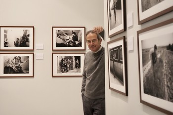 30 años de fotoperiodismo de Enrique Cano en una exposición