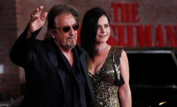 Meital Dohan rompe con Al Pacino... ¡Por viejo y tacaño!