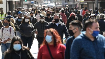 Sanidad notifica 214 muertes, la cifras más baja desde octubre