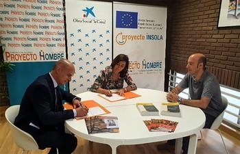 Caixabank renueva el acuerdo con Proyecto Hombre