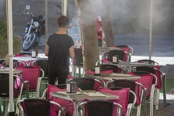 El Ayuntamiento «recomienda no usar nebulizadores»