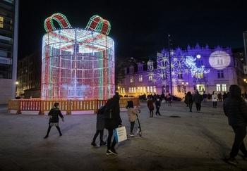 La Navidad se enciende en Burgos