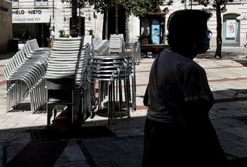 Hosteleros y comerciantes piden ya las rebajas fiscales