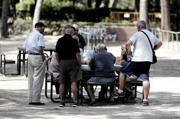 La pensión media en España supera los 1.000 euros