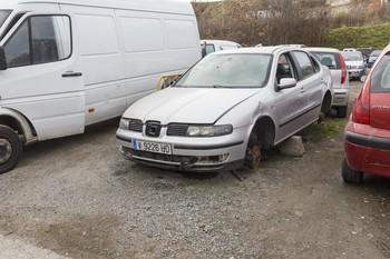 La Policía Local detecta un vehículo abandonado al día