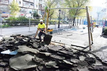 El parque infantil de San Gregorio será más adaptado