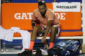 Kyrgios renuncia al US Open y lanza un 'dardo' a Djokovic