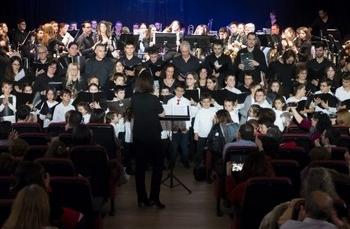 La Banda de Música celebra su concierto fin de curso