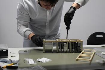 Deimos empieza a fabricar un nanosatélite de vigilancia