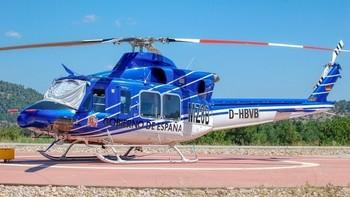 Roban un helicóptero antincendios de Cuenca y aparece en Córdoba
