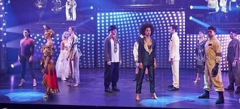 El espectáculo, producido por Gonzálo Pérez Pastor, se estrenará en Valencia y luego irá a Madrid.