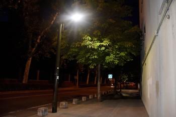 Mejoras en la iluminación de la calle Capitán Cortés