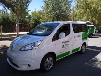 Pronisa cuenta con un nuevo vehículo adaptado
